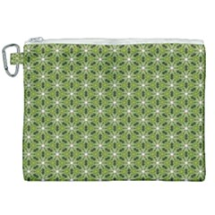 Greenville Pattern Canvas Cosmetic Bag (xxl)
