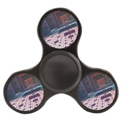 Industry Fractals Geometry Graphic Finger Spinner by Sapixe