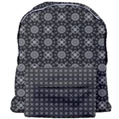 Kaleidoscope Seamless Pattern Giant Full Print Backpack by Sapixe