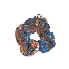 Wow Art Brave Vintage Style Velvet Scrunchie by Sapixe