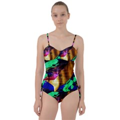 Global Warming 9 Sweetheart Tankini Set by bestdesignintheworld