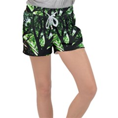 Hot Day In Dallas 28 Women s Velour Lounge Shorts