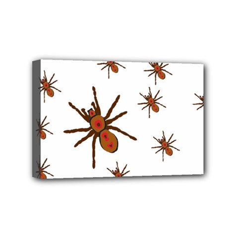 Nature Insect Natural Wildlife Mini Canvas 6  X 4