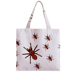Nature Insect Natural Wildlife Grocery Tote Bag by Sapixe