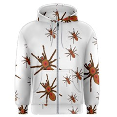 Nature Insect Natural Wildlife Men s Zipper Hoodie