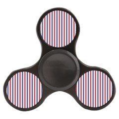 Usa Flag Red White And Flag Blue Wide Stripes Finger Spinner by PodArtist