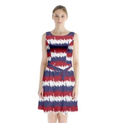 244776512ny Usa Skyline In Red White u0026 Blue Stripes Nyc New York Manhattan  Skyline Silhouette Sleeveless