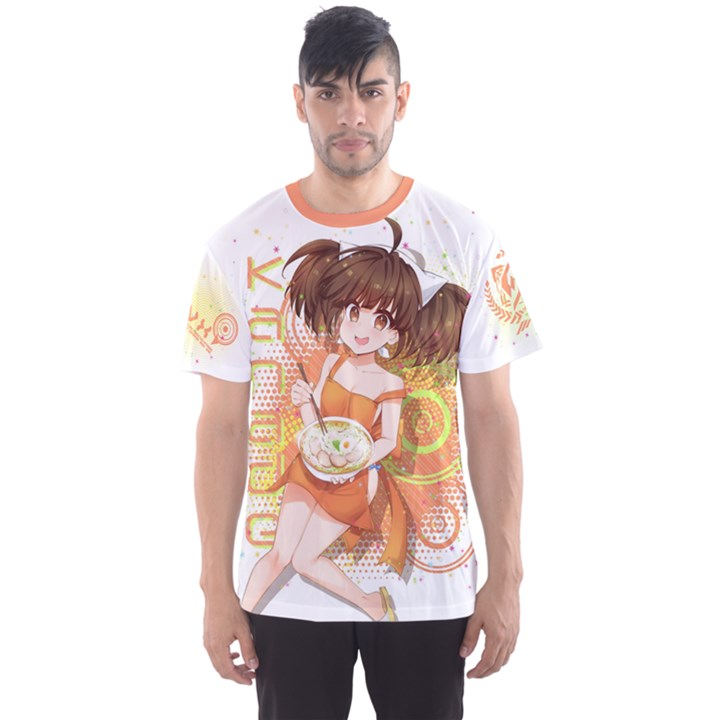 SDVX Kanade Shirt Men s Sports Mesh Tee