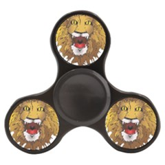 Lion Animal Roar Lion S Mane Comic Finger Spinner