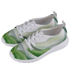 Pearl Drop Flower Plant Women s Lightweight Sports Shoes by Sapixe