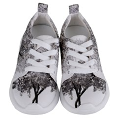 Nature Tree Blossom Bloom Cherry Kids  Lightweight Sports Shoes