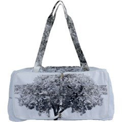 Nature Tree Blossom Bloom Cherry Multi Function Bag