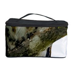 Owl Bird Cosmetic Storage Case by Sapixe