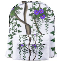 Image Cropped Tree With Flowers Tree Giant Full Print Backpack