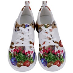 Easter Eggs Rabbit Celebration Women s Lightweight Sports Shoes