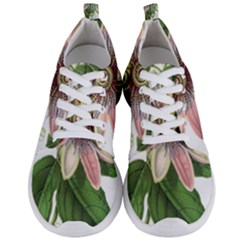 Passion Flower Flower Plant Blossom Men s Lightweight Sports Shoes