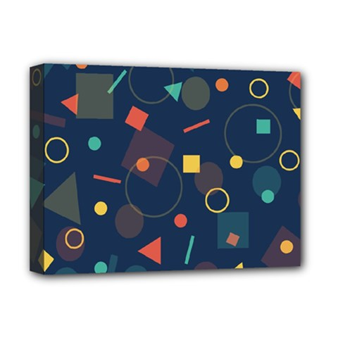 Background Backdrop Geometric Deluxe Canvas 16  X 12   by Sapixe