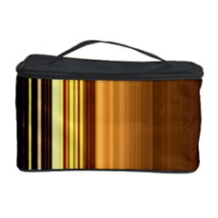 Course Gold Golden Background Cosmetic Storage Case