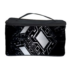 Technoid Future Robot Science Cosmetic Storage Case