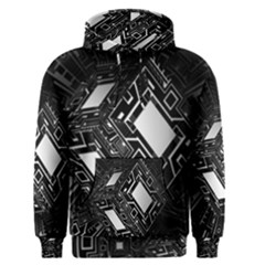 Technoid Future Robot Science Men s Pullover Hoodie by Sapixe
