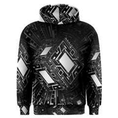 Technoid Future Robot Science Men s Overhead Hoodie by Sapixe