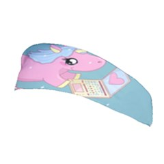 Long Distance Lover   Cute Unicorn Stretchable Headband