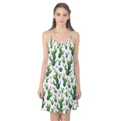 Cactus Pattern Camis Nightgown