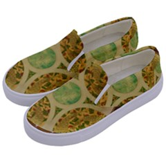 Gaylord Palms Hotel Dome Painted Kids  Canvas Slip Ons by Sapixe