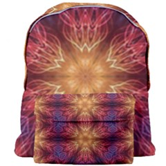 Fractal Abstract Artistic Giant Full Print Backpack
