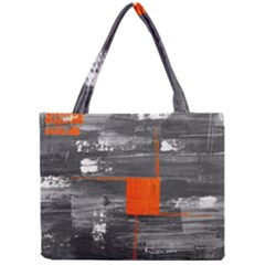 Background Texture Pastellfarben Mini Tote Bag