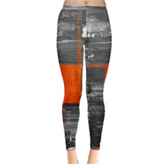 Background Texture Pastellfarben Inside Out Leggings