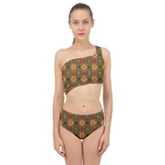 Artwork By Patrick Colorful 2 2 Spliced Up Two Piece Swimsuit