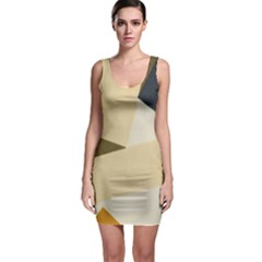 Fabric Textile Texture Abstract Bodycon Dress