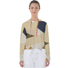Fabric Textile Texture Abstract Women s Slouchy Sweat