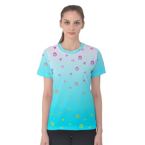 G33kchiq Women s Cotton Tee by G33kChiq