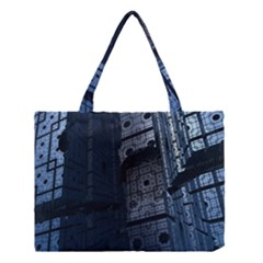 Graphic Design Background Medium Tote Bag