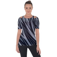 Fractal Mathematics Abstract Short Sleeve Top
