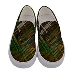 City Forward Urban Planning Women s Canvas Slip Ons