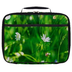 Inside The Grass Full Print Lunch Bag by FunnyCow