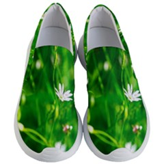 Inside The Grass Women s Lightweight Slip Ons
