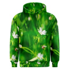 Inside The Grass Men s Overhead Hoodie