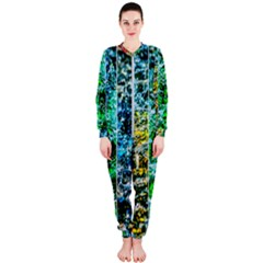 Abstract Of Colorful Water Onepiece Jumpsuit (ladies)  by FunnyCow