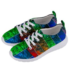 Rainbow Of Water Women s Lightweight Sports Shoes by FunnyCow