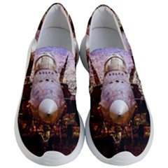 The Art Of Military Aircraft Women s Lightweight Slip Ons by FunnyCow