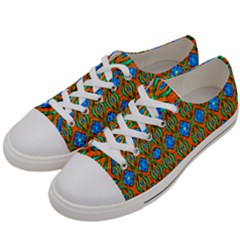 Artworkbypatrick1 3 Women s Low Top Canvas Sneakers by ArtworkByPatrick1