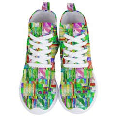 Artworkbypatrick1 4 Women s Lightweight High Top Sneakers