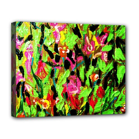 Spring Ornaments Deluxe Canvas 20  X 16   by bestdesignintheworld