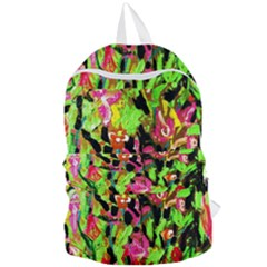 Spring Ornaments 1 Foldable Lightweight Backpack by bestdesignintheworld