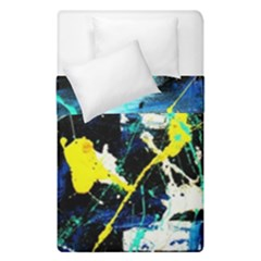 Brain Reflections 2 Duvet Cover Double Side (single Size) by bestdesignintheworld