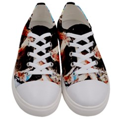Egg In The Duck 4 Women s Low Top Canvas Sneakers